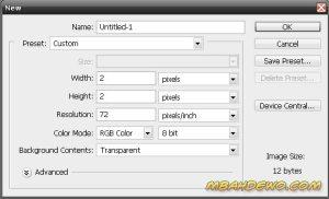 gambar tutorial efek foto pattern 1